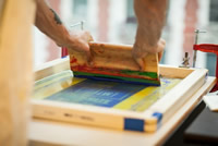 Intro to Screenprinting