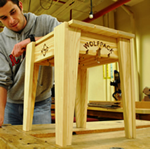 How to Use Woodshop Machines and Handtools
