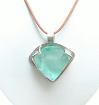 Turning Found Objects into Jewelry