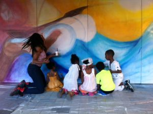Sharon_Moore_Dare Coulter & friends_Nile Mural
