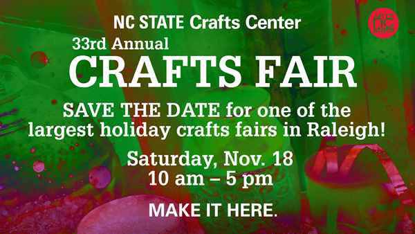 Events for Craft shows in nc 2017