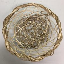 Random Weave Baskets