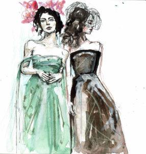 Fashion Illustration - summer 2018