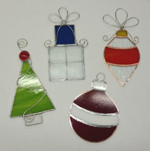 Stained Glass Ornaments_Deborah Rodgers