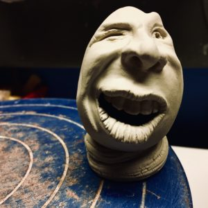 Facial Eggspression