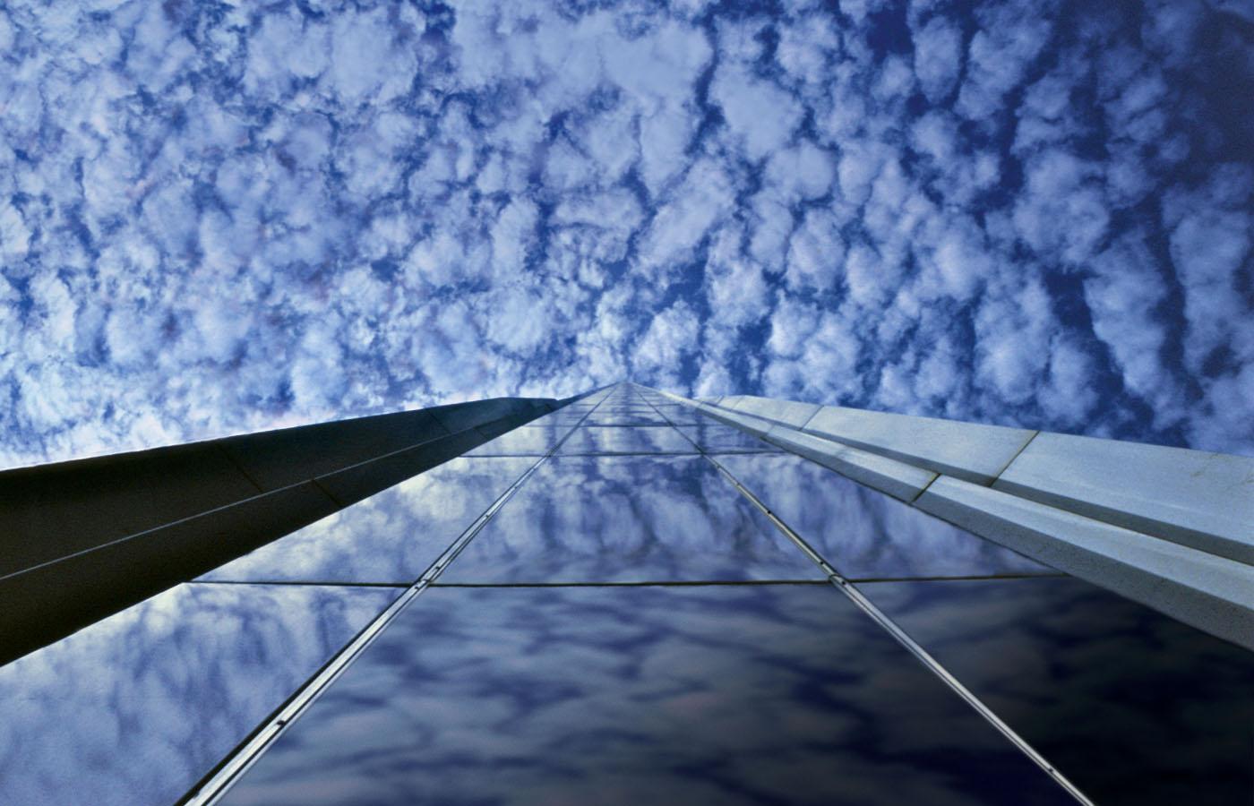 World Trade Center photograph by Charles Moretz